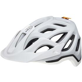 KED Trailon Kask rowerowy, white matte